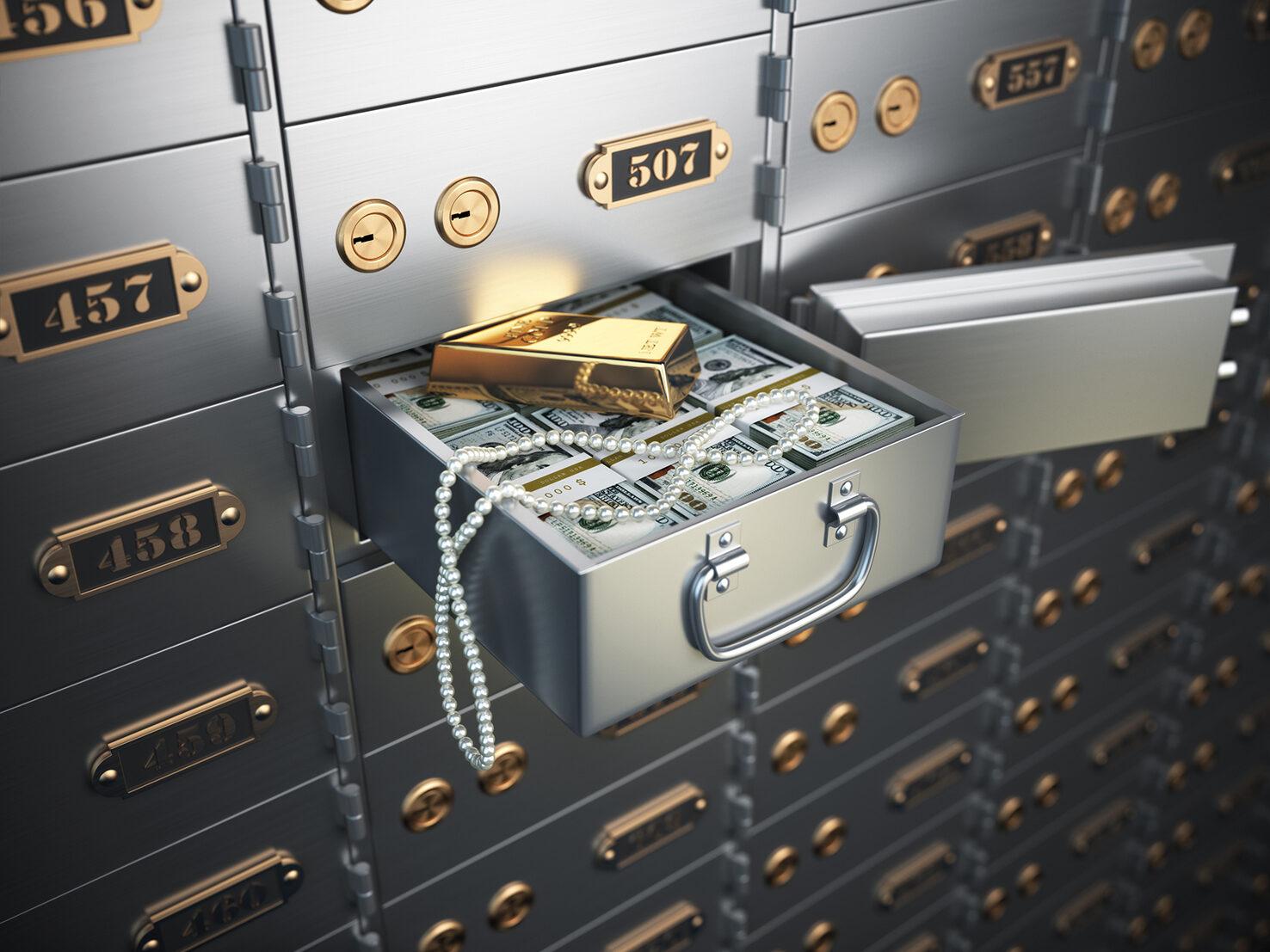 Lohnt sich ein Bankschließfach?