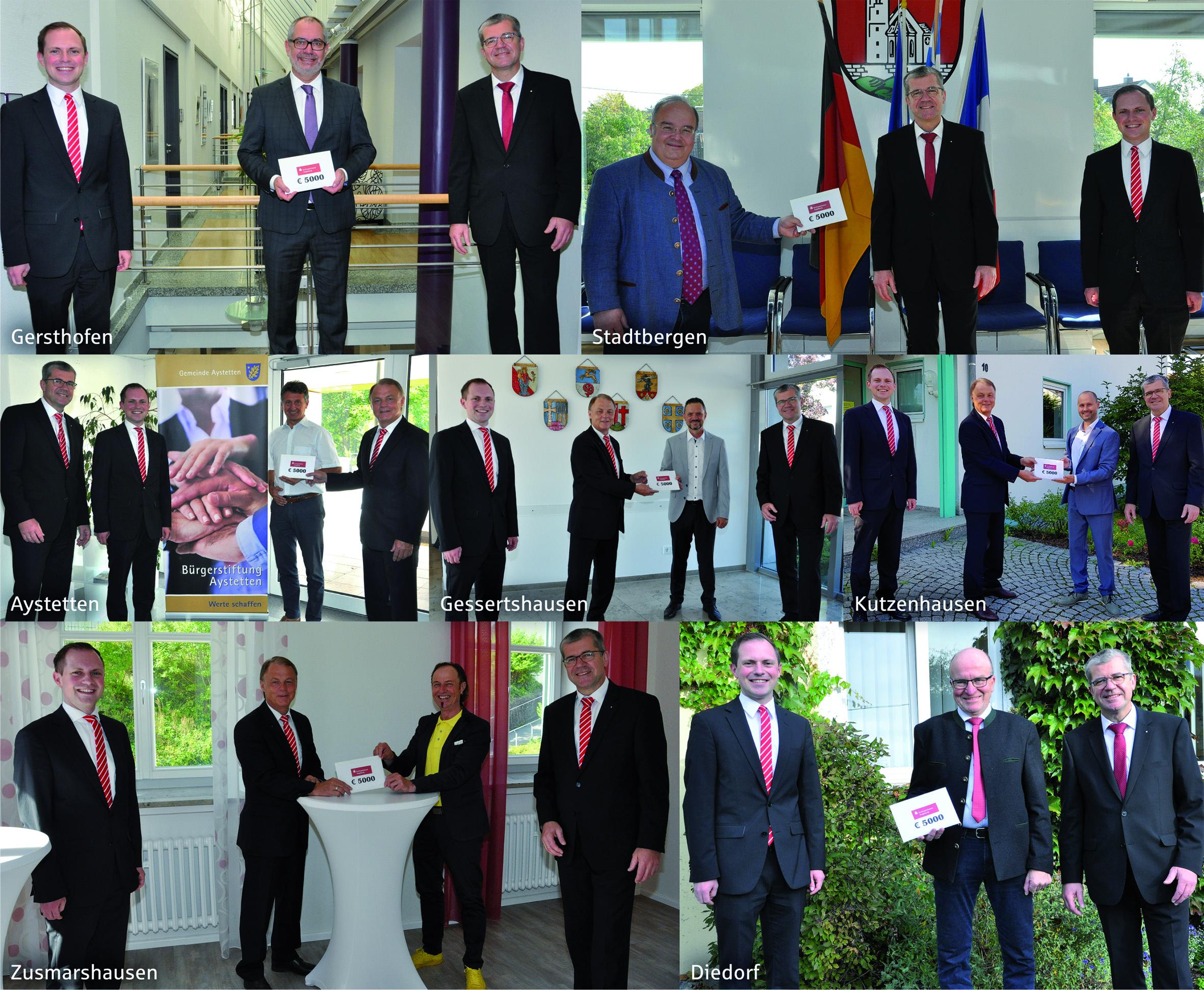 Gesellschaftliches Engagement für die Region Augsburg