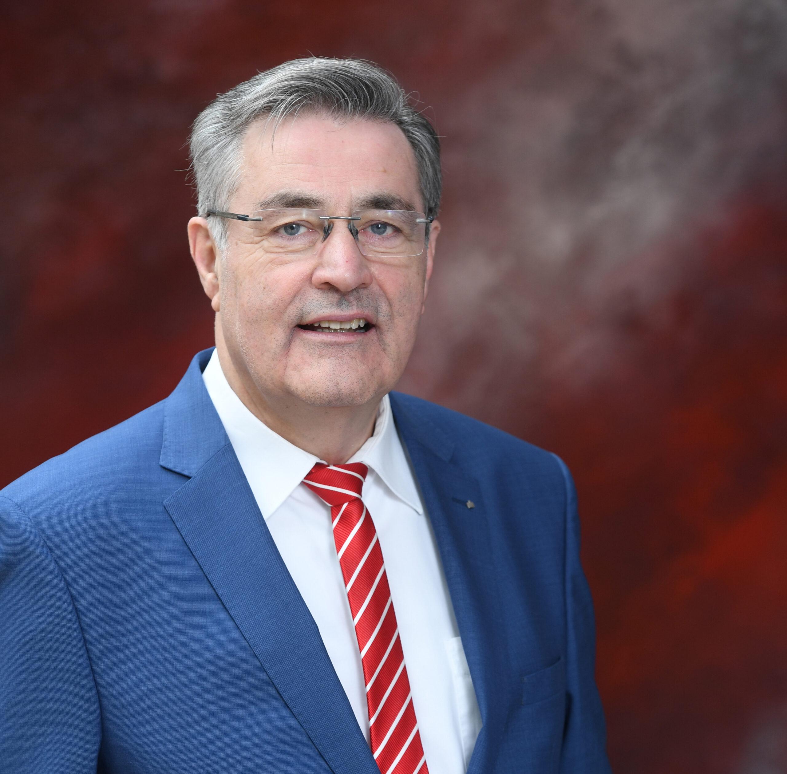 Horst Schönfeld übernimmt Vorstandsvorsitz bei der Kreissparkasse Augsburg