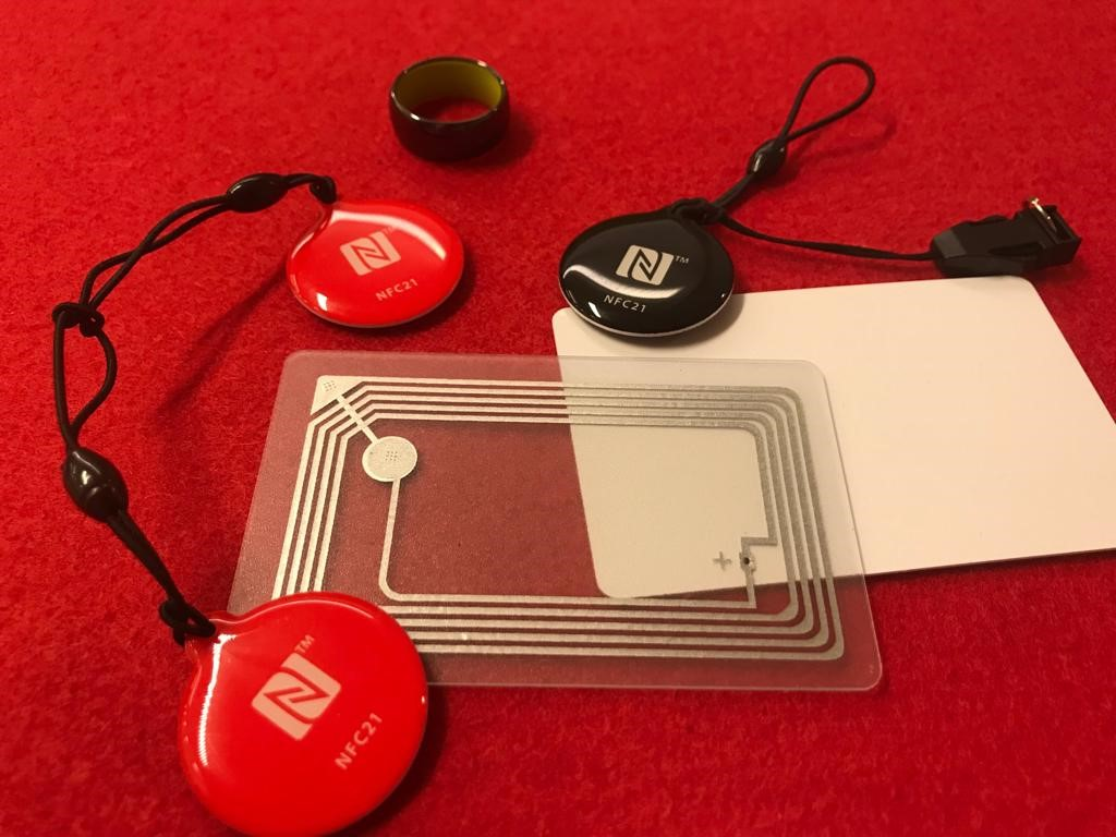 NFC-ALLTAGSANWENDUNGEN